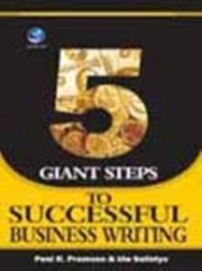 Business Writing Tips - 5 Langkah sukses Menulis Presentasi bisnis Bahasa Inggris