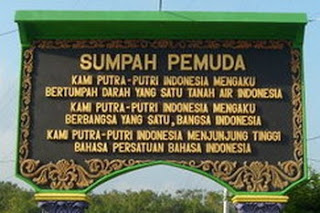 Pidato Bahasa Inggris Sumpah Pemuda - Celebrating Youth Pledge Day